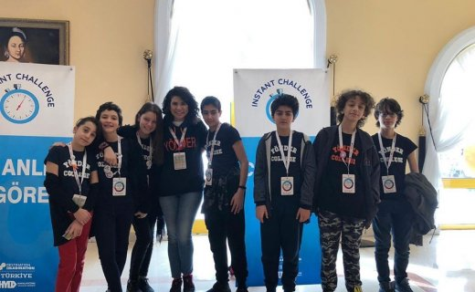 DESTINATION IMAGINATION TÜRKİYE
